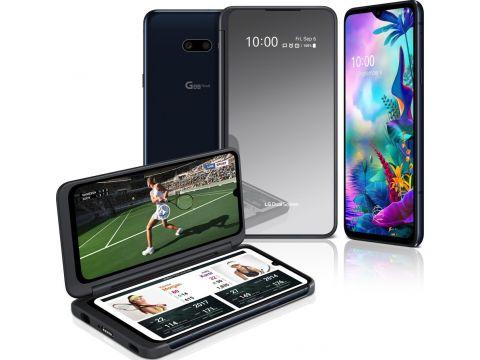 Смартфон LG G8X ThinQ G850UM 6/128GB 1 SIM Black Refurbished