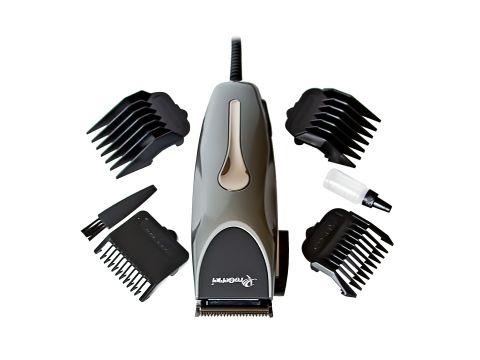 Машинка для стрижки волос Pro Gemei Серая (2054)