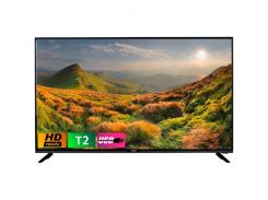 Телевизор LED Bravis LED-32G5000 + T2 Black