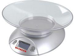 Весы кухонные Vitalex VT-300 электронные (VT-300_psg)