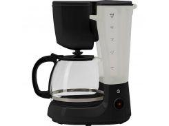 Кофеварка Polaris PCM 1214 Black (F00150353)