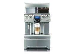Кофемашина Philips Saeco Aulika Top High Speed Cappuccino Серебристый (F00159684)