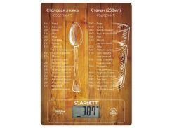Весы кухонные Scarlett SC-KS 57P19 (F00165626)