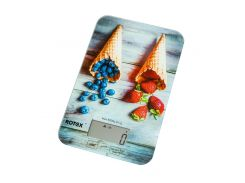 Весы кухонные Rotex RSK14-P Berry