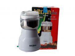 Кофемолка Kitchin Plus KP-125 180 Вт Белая (hub_IVGl72421)