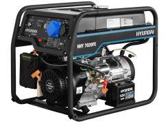 Генератор Hyundai HHY7020FE Бензиновый Черный (hub_xPCk55392)