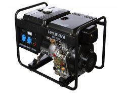Генератор Hyundai DHY5000L Дизель Черный (hub_mIkn19545)