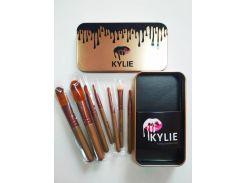 Набор кистей для макияжа Kylie Professional Brush Set 7 шт (641216513)