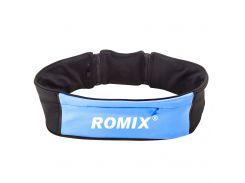 Сумка-пояс ROMIX Blue (RH26-L_XL BL)