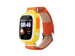 Детские смарт-часы BABYGPS Q90S Original Оранжевые (BABYGPSQ90SBL Orange)