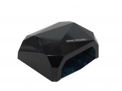 LED+CCFL лампа Diamond 36 Вт Черная (1242)
