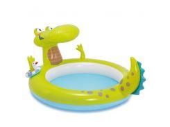 Бассейн надувной Intex 198х160х91 см Крокодил (57431R)