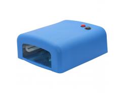 УФ лампа для маникюра ZH-818 36 Вт Синяя (1343)