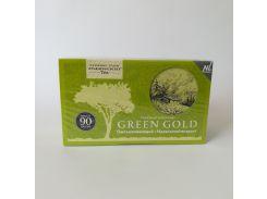 Чай травяной пакетированный Enerwood Green Gold омолаживающий 30 x 3 г (1111)
