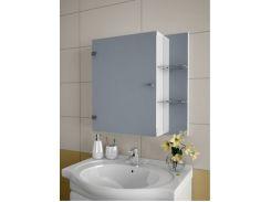 Шкаф зеркальный Garnitur.plus в ванную без подсветки 101Z (DP-V-200221)