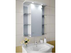 Шкаф зеркальный Garnitur.plus в ванную с LED подсветкой 21N (DP-V-200120)