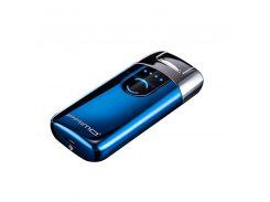 Электроимпульсная USB зажигалка PRIMO Синий (SUN0682)