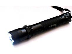 Фонарь тактический электрошокер-отпугиватель Police BL-1102 200000KV (71071948)