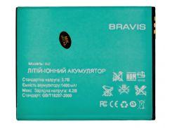 Аккумулятор для Bravis Biz 1400 mAh AAAA/Original (19257)