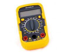 Цифровой мультиметр DT 830LN Желтый (1469)
