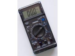 Цифровой мультиметр DT 890D Черный (1472)