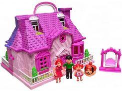 Домик для кукол My Happy family Bambi (8039R)