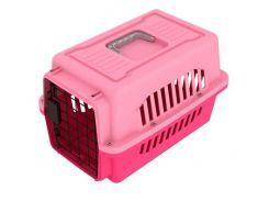 Контейнер-переноска AnimAll  A1104  47 х 31 х 30 см Розовая (63509)