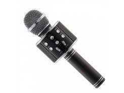 Bluetooth-микрофон в чехле Wster WS-858 Черный (200123)