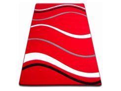 Ковер Лущув FOCUS - 8732 180x270 см линии Красный (GR470)