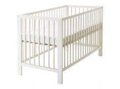 Детская кровать IKEA GULLIVER Белая (102.485.19)