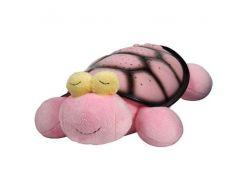 Музыкальный ночник-проектор Snail Twilight с USB-кабелем Pink (200300)
