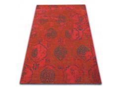 Ковер Лущув Vintage 200x290 см Красный (B187)