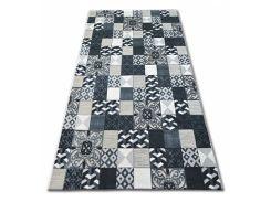 Ковер Лущув Lisboa 160x230 см Черный (B414)