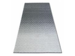 Ковер Лущув Lisboa 160x230 см Черно-серый (B492)