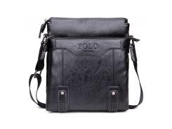 Мужская сумка POLO Vicuna Черный (8804-1)