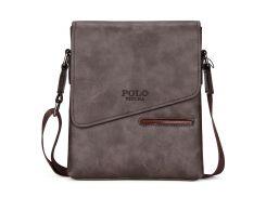 Мужская сумка POLO Vicuna Bag Хаки (KD-50214)