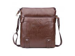 Мужская сумка POLO Vicuna Bag Коричневый (KD-79082)
