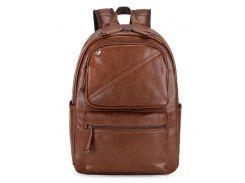 Мужской рюкзак POLO Vicuna Коричневый ( KD-5520)