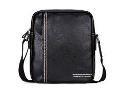 Мужская сумка POLO Vicuna Bag Черный (KD-41055)