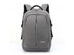 Мужской рюкзак CoolBell Серый (KD-40335)