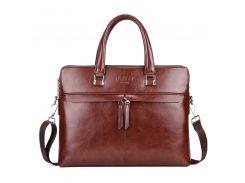 Мужская сумка POLO Vicuna Коричневый (KD-806176604)