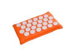 Массажный коврик Onhillsport тибетский иппликатор 23 х 16 см Оранжевый (MS-1253-2)