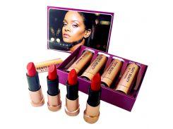 Набор из 4 помад Fenty Beauty by Rihanna