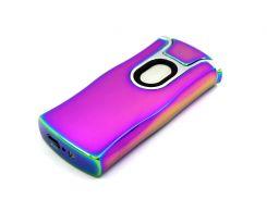 Стильная электроимпульсная USB зажигалка Хамелеон (200496)