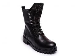 Ботинки ALPINO 18KB-1229-1 39 Черные
