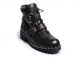 Ботинки BROCOLY 9H80-05 39 Черные