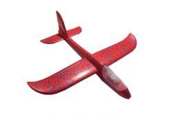 Детский самолет-планер с LED подсветкой Красный (2365-3)