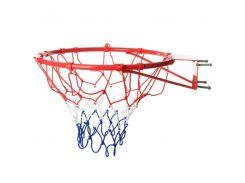 Баскетбольное кольцо Hoops M 2654 45 см Красный (M 2654R)