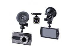 Автомобильный видеорегистратор AKLINE DVR T667 Серый (KD-5926S826)