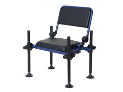 Кресло-платформа фидерное Flagman Chear 30 мм Черно-синий (TH060)